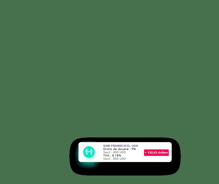 san franscisco usa customs duties and taxes transiteo calculator