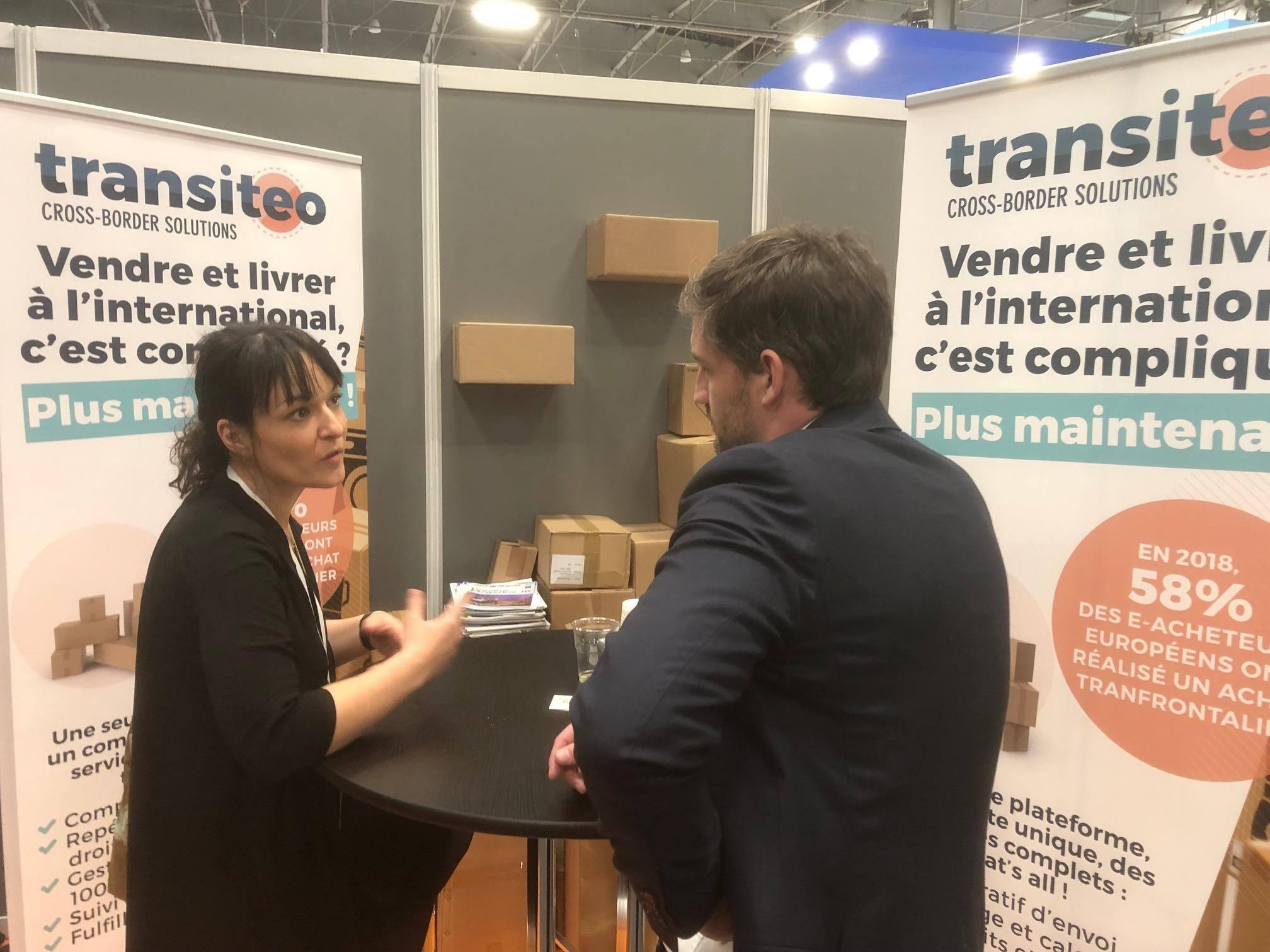 SITL 2019 - stand transiteo®