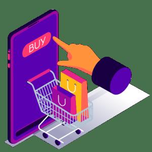 ecommerce acheter vendre international etranger transiteo